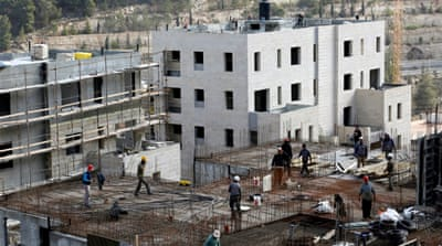 The international community views Israeli settlements as illegal [File: Reuters]