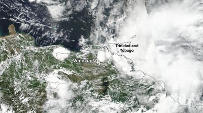 Tropical Storm Bret threatens heavy rain in Venezuela