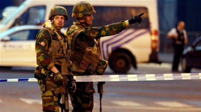 Brussels Central station: Blast suspect shot dead