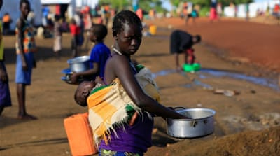 The world has abandoned South Sudanese refugees
