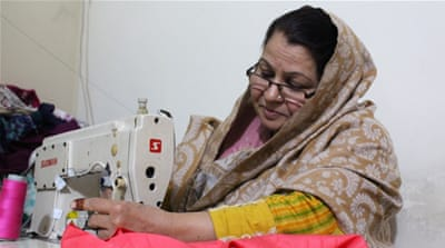 Microfinancing Pakistan's female entrepreneurs
