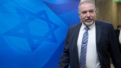 Lieberman: Abbas seeks to start new Israeli-Hamas war
