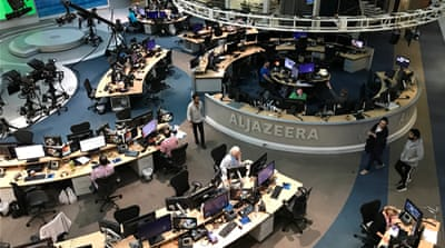 What steps does Israel have to take to ban Al Jazeera?