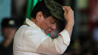 Duterte's reality check in Mindanao