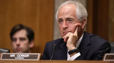 US: Bob Corker to block GCC arms sales over Qatar row