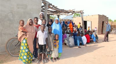 Northern Nigeria: Refuge for IDPs fleeing Boko Haram
