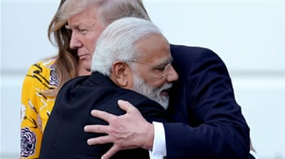 Modi and Trump: When the titans of hate politics meet