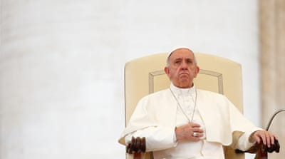 Pope Francis: Suicide bombers are not 'martyrs'