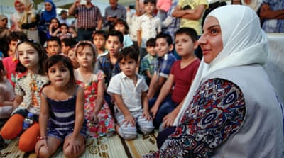 Syrian refugees rebuild their lives in Istanbul