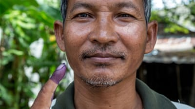Local election tests change in Cambodia's politics