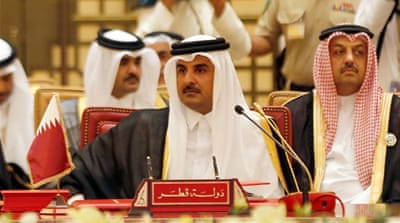Saudi Arabia, Egypt, the United Arab Emirates and Bahrain accuse Qatar of supporting terrorism, opening up the worst rift in years [AFP]