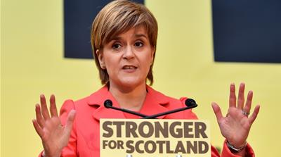 Intrigue surrounds the electoral trajectory of Scotland