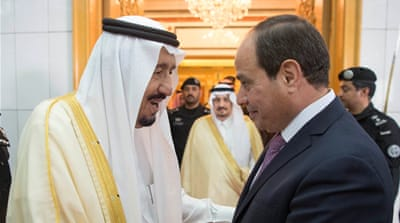 Why is Egypt involved in the latest GCC crisis?