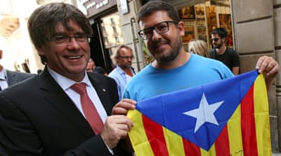 Catalonia announces October 1 independence referendum