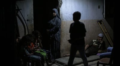 Life in the darkness of Gaza's power crisis
