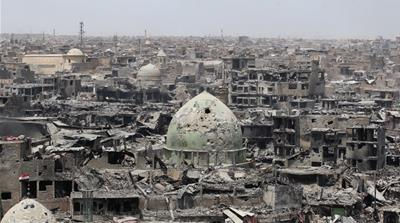 Mosul: A city reduced to rubble