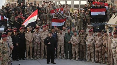 Abadi declares 'total victory' over ISIL in Mosul