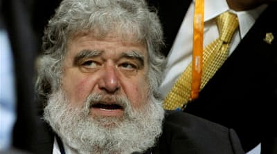 FIFA whistle-blower Chuck Blazer dies at 72