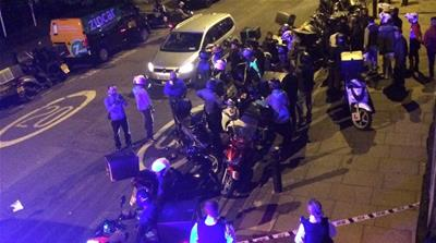 UK police charge teenager after London acid attacks