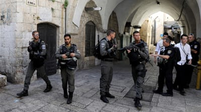 Tensions mount as al-Aqsa remains closed