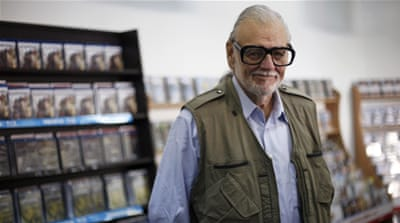 George Romero, father of the zombie movie, dies aged 77