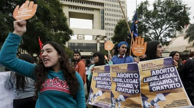 Chile moves to ease strict abortion laws