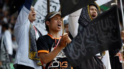 Hizb ut-Tahrir Indonesia banned 'to protect unity'