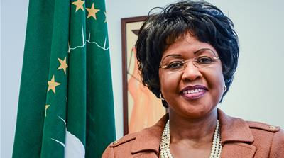 Q&A with AU ambassador to US Arikana Chihombori-Quao
