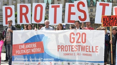 Are protests enough to bring down the G20?