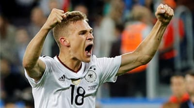 Germany beat Chile to win football's Confederations Cup