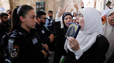 Israeli measures at al-Aqsa will 'increase resistance'