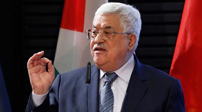 Mahmoud Abbas freezes contact with Israel over al-Aqsa