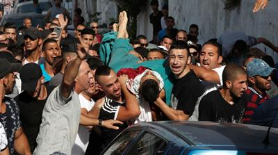Al-Aqsa: Palestinians killed as Jerusalem protests rage