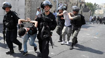 Al-Aqsa: UN slams Israel killings of young Palestinians