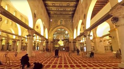 Al-Aqsa 360: Inside Jerusalem's holiest mosque