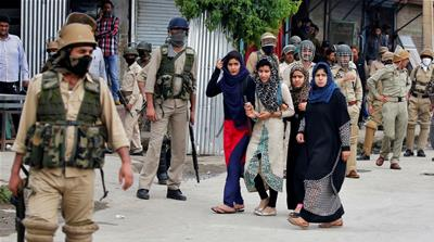 Kashmir: The communalisation of a political dispute