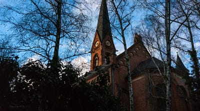 Populism and the fight for the soul of German churches