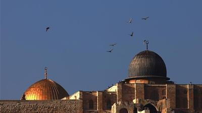 Al-Aqsa: One encroachment too many?