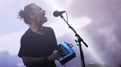 Radiohead is art-washing Israeli apartheid