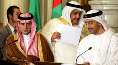 Saudi-led group: Qatar not serious about demands