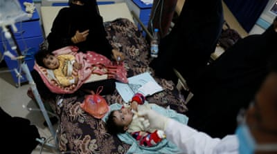 UNICEF: 10 million Yemeni children need urgent help