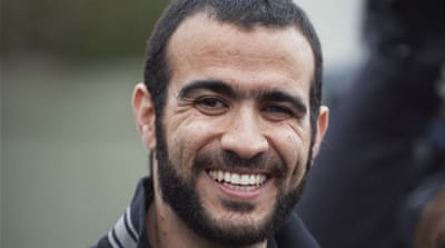 The government and Khadr's lawyers negotiated the deal last month, based on a 2010 Supreme Court ruling [File: Reuters]