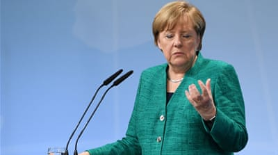 Angela Merkel: Germany's iron chancellor
