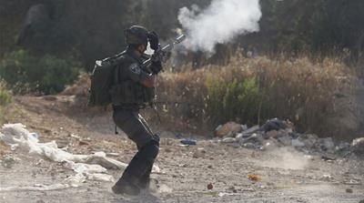 Palestinian baby dies from tear gas inhalation: PA