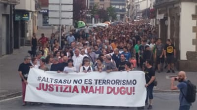 On terrorism, Basque nationalism and a 'bar brawl'