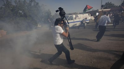 Court extends detention of Palestinian journalists