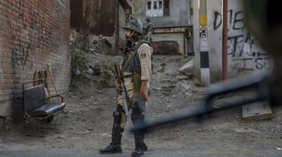 Fighters and Indian soldiers killed in Kashmir clash