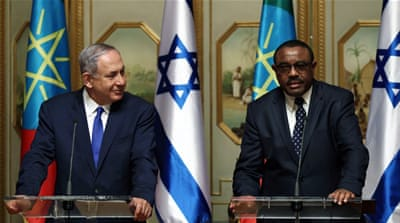 Africa-Israel summit 'justifies colonialism, apartheid'