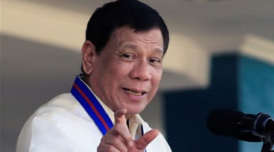 "Since Duterte took office last year up to July 26, an estimated 3,451 ""drug personalities"" have been killed [Reuters File]"
