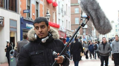 Ibrahim Halawa was arrested by Egyptian security forces when he was just 17 in August 2013 [Courtesy of Somaia Halawa]